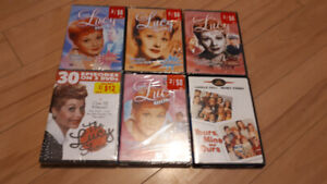 Lucille Ball shows and movie