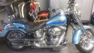 Harley Davidson Fatboy 2007 Pratiquement Neuf
