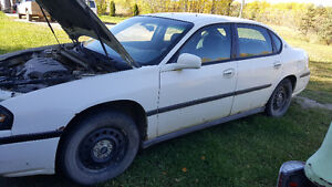 REDUCED 2002 Chevrolet Impala Other