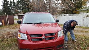 2008 Dodge Grand Caravan Minivan, Van Regina Regina Area image 1