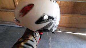 Smith snowboard helmet youth extra large