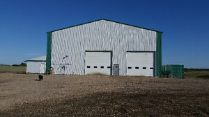 Industrial Land and Shop