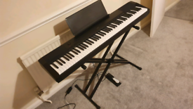 Casio CDP-120 piano FULL BUNDLE *CHEAP*