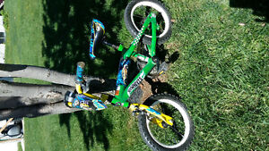 Bicycle pour garçon