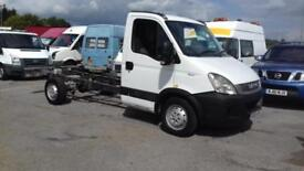 Iveco Daily S Class 2.3TD 35S11 MWB CHASSIS CAB SEMI AUTOMATIC