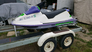 91 sea doo xp