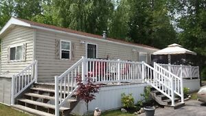 Lovely Seasonal Mobile Home in Lakes of Wasaga Resort Community