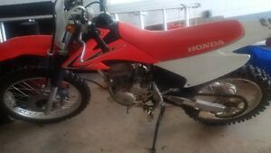 2012 CRF 230F for sale