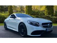 2015 Mercedes-Benz S-Class S63 2dr Automatic Petrol Coupe