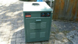 Raypak Pool Heater Versa 2
