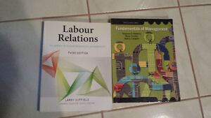Human Resources 2nd & 3rd year used books Windsor Region Ontario image 3