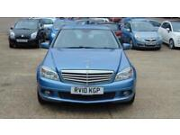 2010 Mercedes-Benz C Class 1.6 C180 BlueEFFICIENCY Kompressor Elegance 4dr