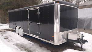 2013 Royal Z 24' Enclosed Car Carrier