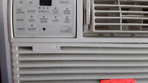 Quality window air conditioner cools your master bedroom