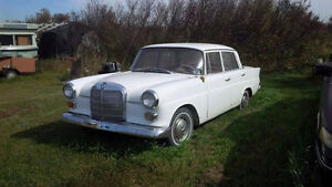 1965 Benz for sale