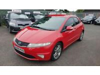 HONDA CIVIC 1.8 i-VTEC SI 6 SPEED 5DR 2010 / ONLY DONE 62K MILES