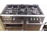 Belling 90cm gas cooker
