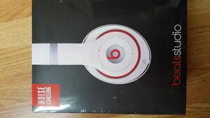 Beats Studio Headphones (brand new)
