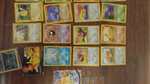 Pokemon cards 20 years old