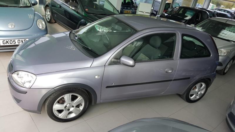 2004 Vauxhall/Opel Corsa 1.0i 12v ( a/c ) Energy long mot 06/18 park sensor