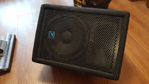 Yorkville Sound PA 200W Powered Speaker Built-In Mixer