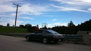 Great condition and low km's street ported RX7