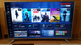 Sharp aquos   Televisions, Plasma & LCD TVs for Sale - Gumtree