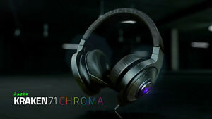 RAZER KRAKEN 7.1 CHROMA EDITION HEADSET