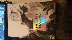 Bravely Second edition collector