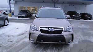 2016 Subaru Forester 2.0XT Limited Package CVT