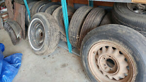 FREE tires with rims