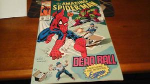 The Amazing Spider Man Dead  Ball Comic