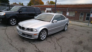 2003 BMW 3-Series 325ci Coupe (2 door)