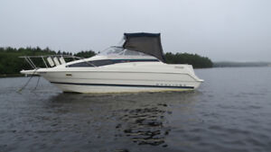 Bayliner Ceria 2655 27' in Mint Condition with Trailer