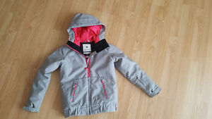 Girl Roxy winter coat size sm (8)