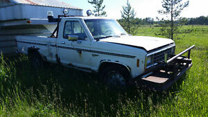 1987 Ford Ranger 4x4 farm/bush truck