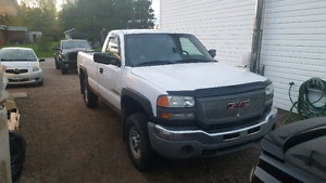 2004 GMC Sierra 2500HD - trade for car