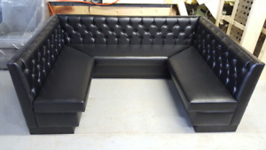 PARTY SIZE BANQUETTE TUFFTED