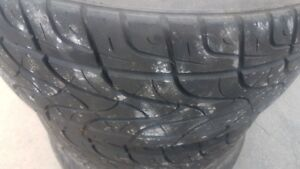 2 -  Great condition 285 35ZR 22 inch tires