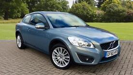 2010 Volvo C30 D3 (150) SE Lux Geartronic Automatic Diesel Coupe