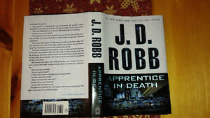 Apprentice in Death - J.D. Robb