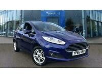 2016 Ford Fiesta ZETEC With Bluetooth + Voice Control Manual Hatchback Petrol Ma