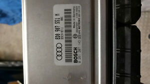 2001 2.7t Audi S4 B5 ECU Stock 6spd