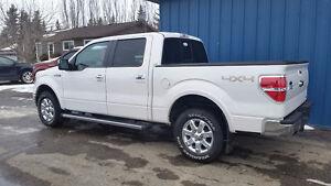 2014 Ford F-150 SuperCrew Lariat 4x4 Pickup Truck Moose Jaw Regina Area image 3