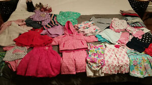Baby Girl Lot of Cloths - Sizes 12-18 months