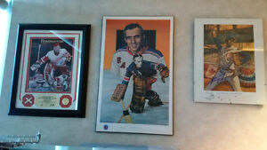 Crosby McDavid Bower Carter Giacomen Print or Jays Bobblehead