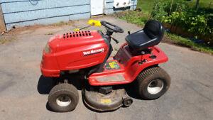 "Yard Machines 42"" 20HP Ride on Lawnmower"