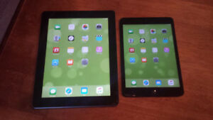 Fantastic Looking Ipad 3 and/or Ipad Mini 2 For Sale