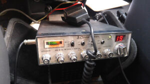**READ AD** CB Radio Mounting Case - 25.00 FIRM