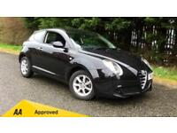 2015 Alfa Romeo MiTo 1.4 TB MultiAir 78 Progression Manual Petrol Hatchback